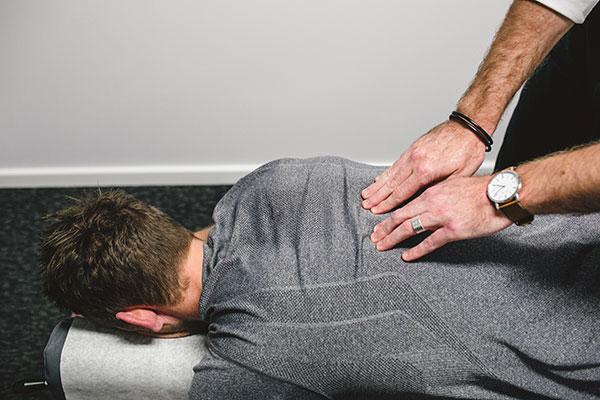 Regular chiropractic visit